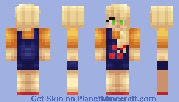 Applejack Minecraft Skin