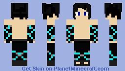 Aquarius Games Mark 1 Minecraft Skin