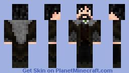 Aragorn (Ranger outfit) Minecraft Skin