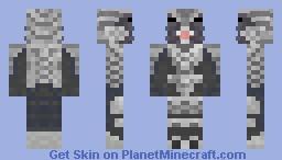 Arbiter Minecraft Skin