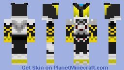 Kamen Rider Arc ( request) Minecraft Skin
