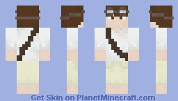 Young Archaeologist - Request Minecraft Skin