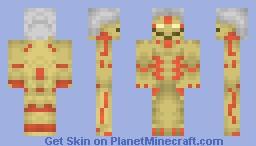 Armored Titan (Attack On Titan) Minecraft Skin