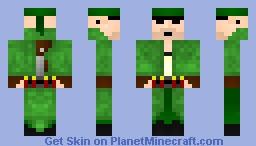 Army - Camo suit Minecraft Skin