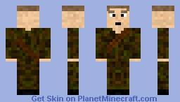 ArmyMan Minecraft Skin