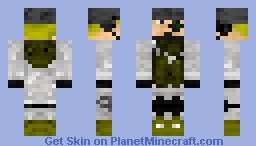 US Army Ranger (Looks better in Preview) Minecraft