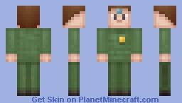 Second Technician Arnold Rimmer S.s.c. B.s.c. (Contest!) Minecraft Skin