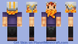 Aron Minecraft Skin