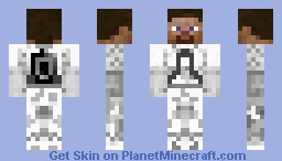 Astronuat Minecraft Skin