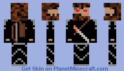 assassine Minecraft Skin