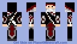 Assassin skin by TheBadassNinja Minecraft Skin