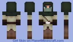 Ranger (Updated!) Minecraft Skin