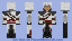 Assassin's Creed collection-11 Minecraft Skin