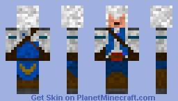 Assassins Creed 3 Connor Kenway Minecraft Skin