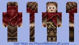 Autumn Traveler ☠ Minecraft Skin
