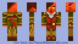Tibalt [Magic the Gathering Planeswalker] Minecraft