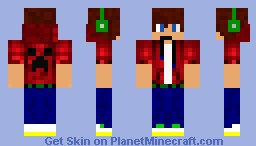 Awesome Dude Minecraft Skin