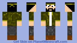 Woods Minecraft Skin