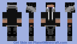 Ninja Fighter! Minecraft Skin