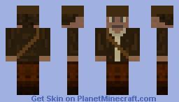 Saboteur! (Hat in 3D) (Contest Entry) Minecraft Skin