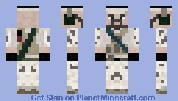 BATTLEFIELD 3 american engineer soldier Minecraft Skin