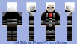 Sorin Markov [Magic the Gathering Planeswalker] Minecraft Skin