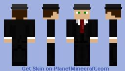 A Suit Minecraft