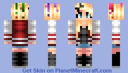 Birthday! Minecraft Skin