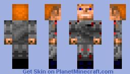 BJ Blazkowicz Minecraft Skin