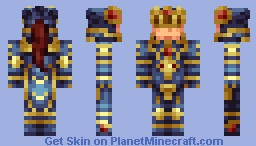 Black Luster Soldier Minecraft