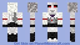 BOOM ROBOT MAN!! Minecraft Skin