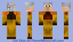 Baba Yaga Minecraft Skin