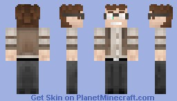 BackPackBack's Personal Skin. ( Skin request ) Minecraft Skin