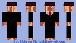 Mr. Bacon Minecraft Skin
