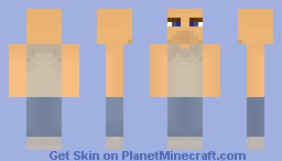 Bald Guy :] [Attempt at Shading] Minecraft Skin