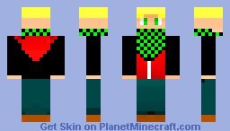 Bangarna Kid #1 Minecraft Skin