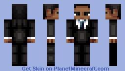 Barack Obama Minecraft