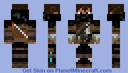 barbarian MC HUNGERGAMES Minecraft Skin