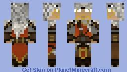 Noth Barbar Warrior Minecraft Skin