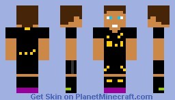 FCB Away Uniform Minecraft Skin