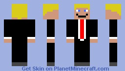 Barney from how i met your mother Minecraft Skin