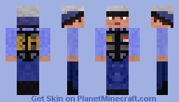 Barney Calhoun Minecraft Skin