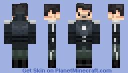 Half Life 2-Barney Calhoun- Minecraft