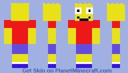 Bart Simson Skin