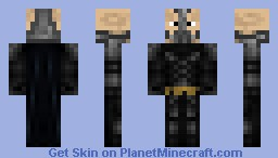 batman w/ bane head Minecraft Skin