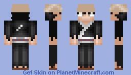 Japanese Farmer Minecraft Skin