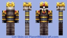 Lich Minecraft Skin