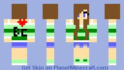 BethCrafters Original Homemade Skin Minecraft