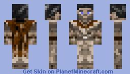 Dorfbewohner Minecraft Skin