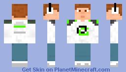 OpTic Big Tymer Minecraft Skin
